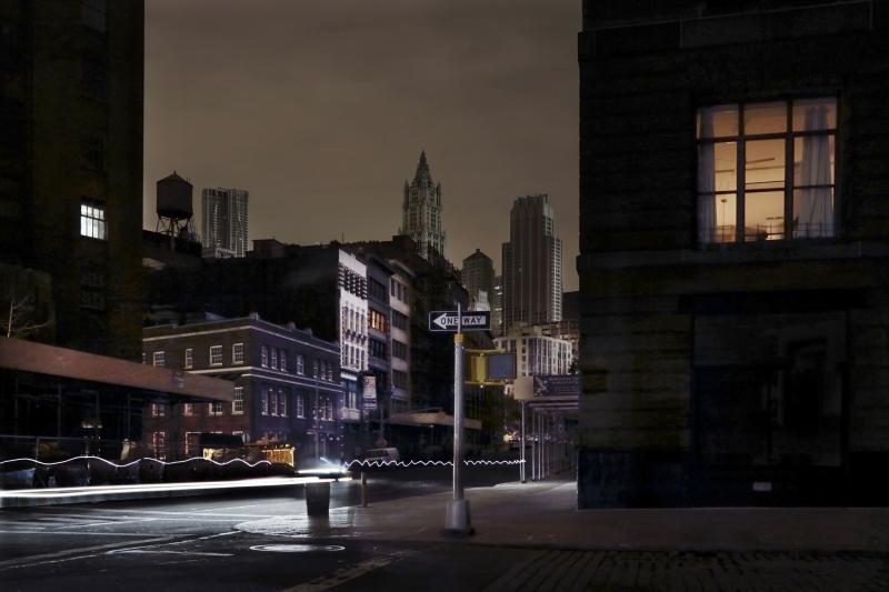 Starlights, Christophe Jacrot, Galerie de l'Europe