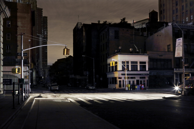 West Broadway, Christophe Jacrot, Galerie de l'Europe