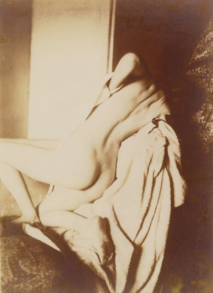 Edgar Degas, Après le bain (Femme s'essuyant)
