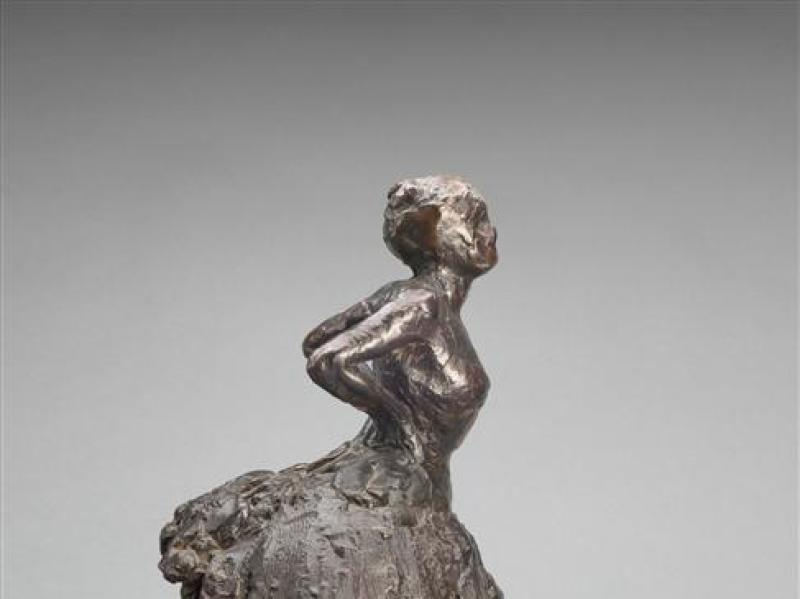 Edgar Degas, Danseuse (sculpture)