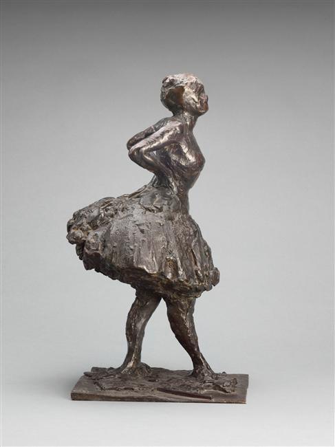 Edgar Degas, Danseuse (sculpture)