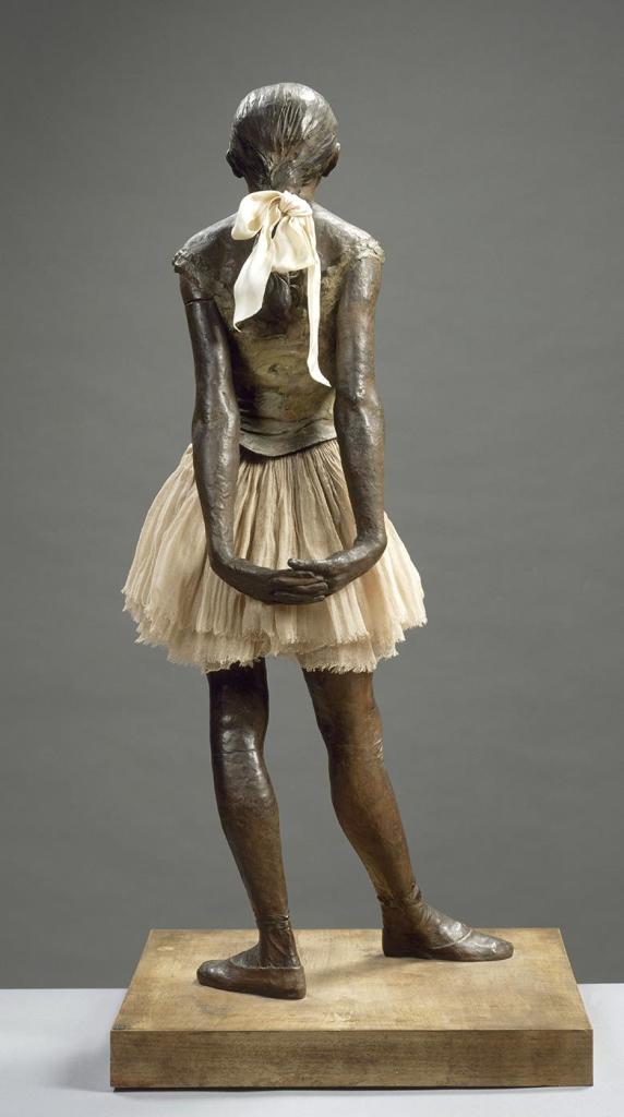 Edgar Degas, Petite Danseuse de 14 ans, modèle entre 1865 et 1881