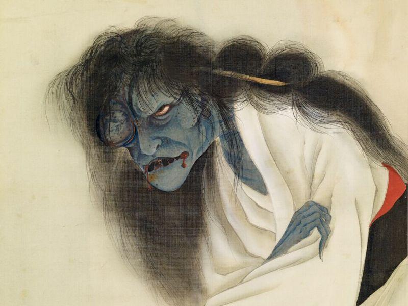 Enfer et fantômes d'Asie