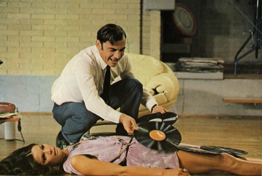 Enquête sur un citoyen au-dessus de tout soupçon, Elio Pietri, 1969