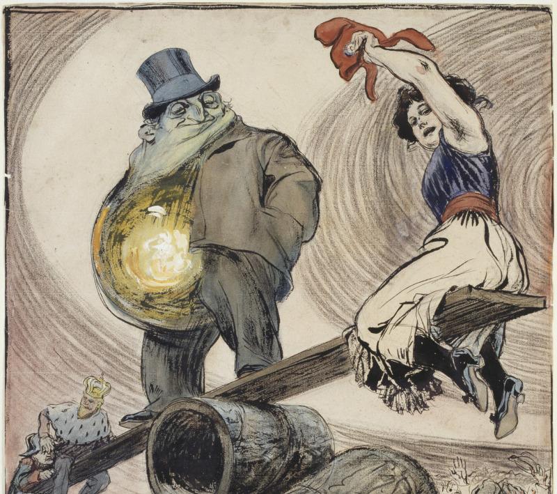 Kupka Frantisek (1871-1957). Paris, musÈe d'Orsay, conservÈ au musÈe du Louvre. RF52488-recto.