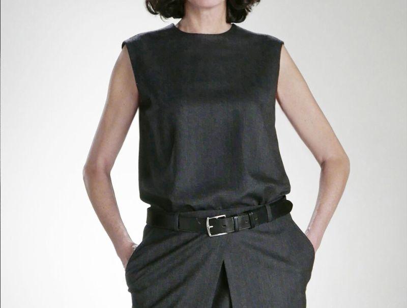 Hermès, Automne - Hiver 2002-2003« Les Gestuelles »