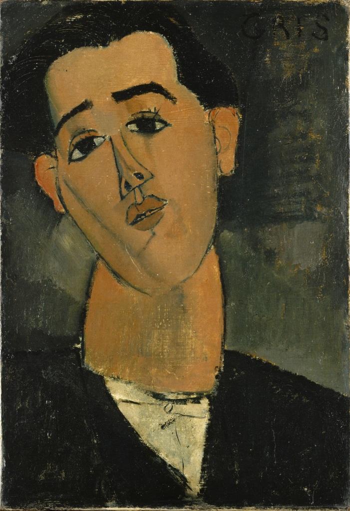 Juan Gris, 1915, Tate Modern, Londres