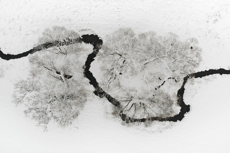 Over #47, Kacper Kowalski, Galerie Photo12