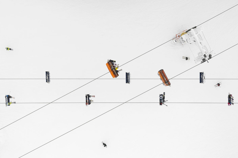 Kacper Kowalski, Galerie Photo12