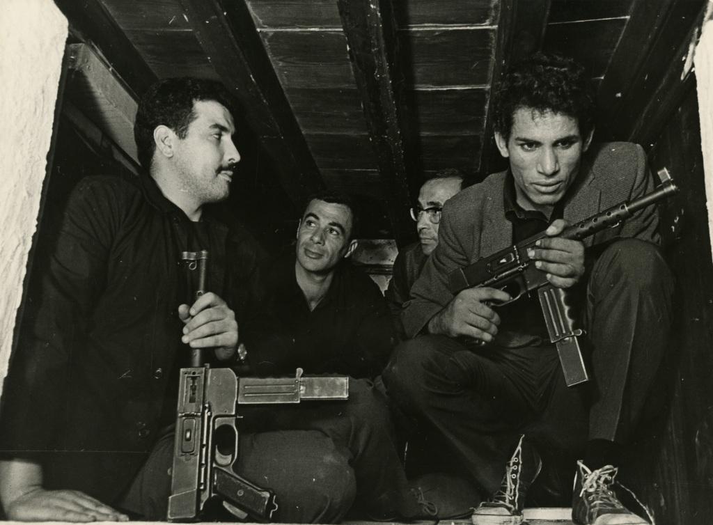 La Bataille d'Alger, Gillo Pontecorvo, 1970