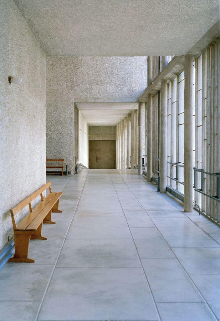 Le Corbusier, Couvent Sainte-Marie de la Tourette, Eveux-sur-l'Arbresle