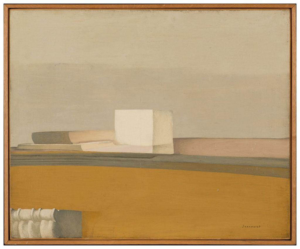 Le Corbusier, La cheminée, 1918