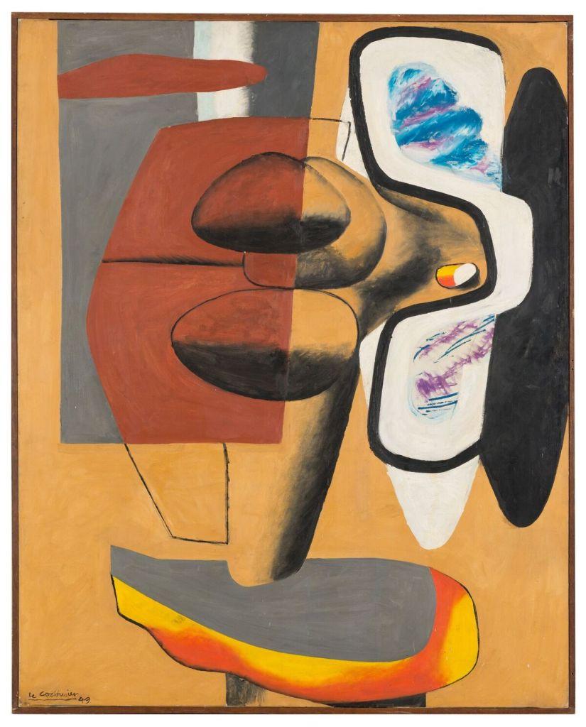 Le Corbusier, Le Grand Ubu, 1949