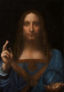 salvador mundi, leonard de vinci, record du monde, enchères, expo in the city