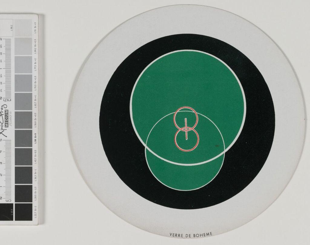 Marcel Duchamp, Disques optiques - © RMM Rouen Normandie 6