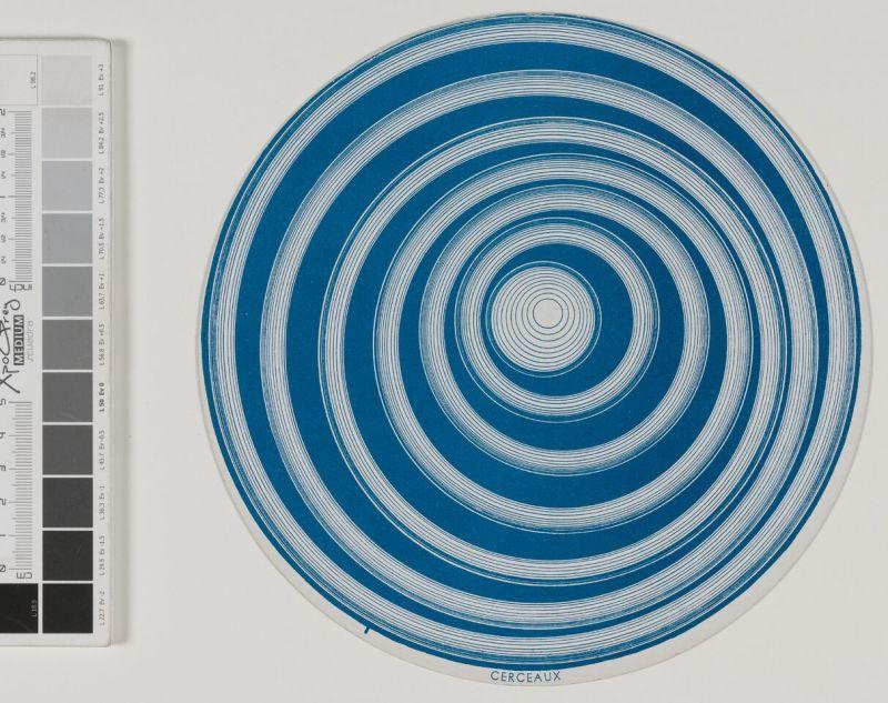 Marcel Duchamp, Disques optiques - © RMM Rouen Normandie 7