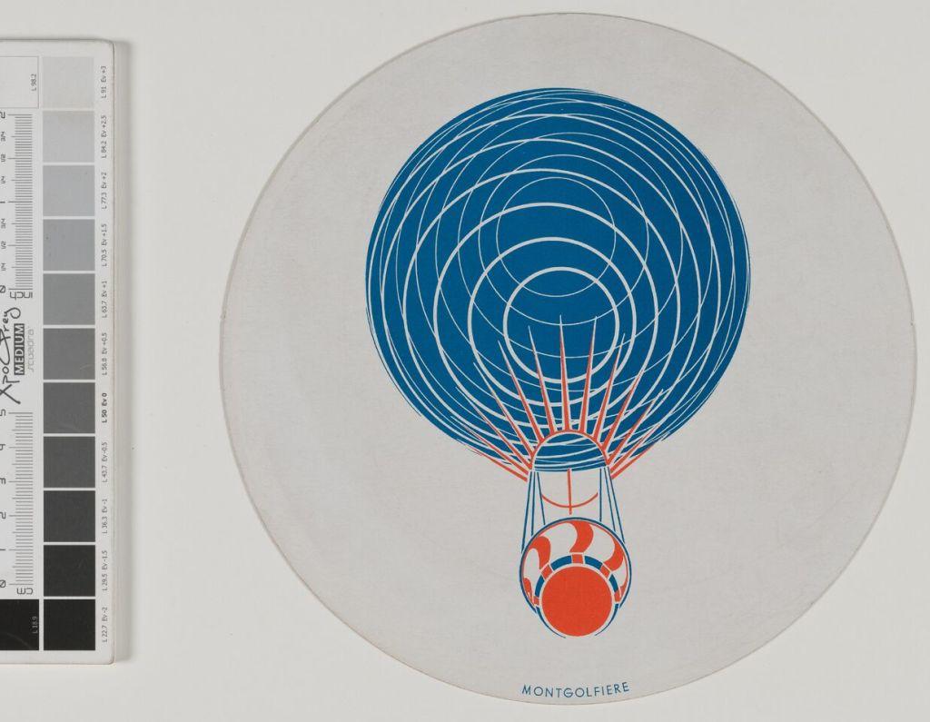 Marcel Duchamp, Disques optiques - © RMM Rouen Normandie 8
