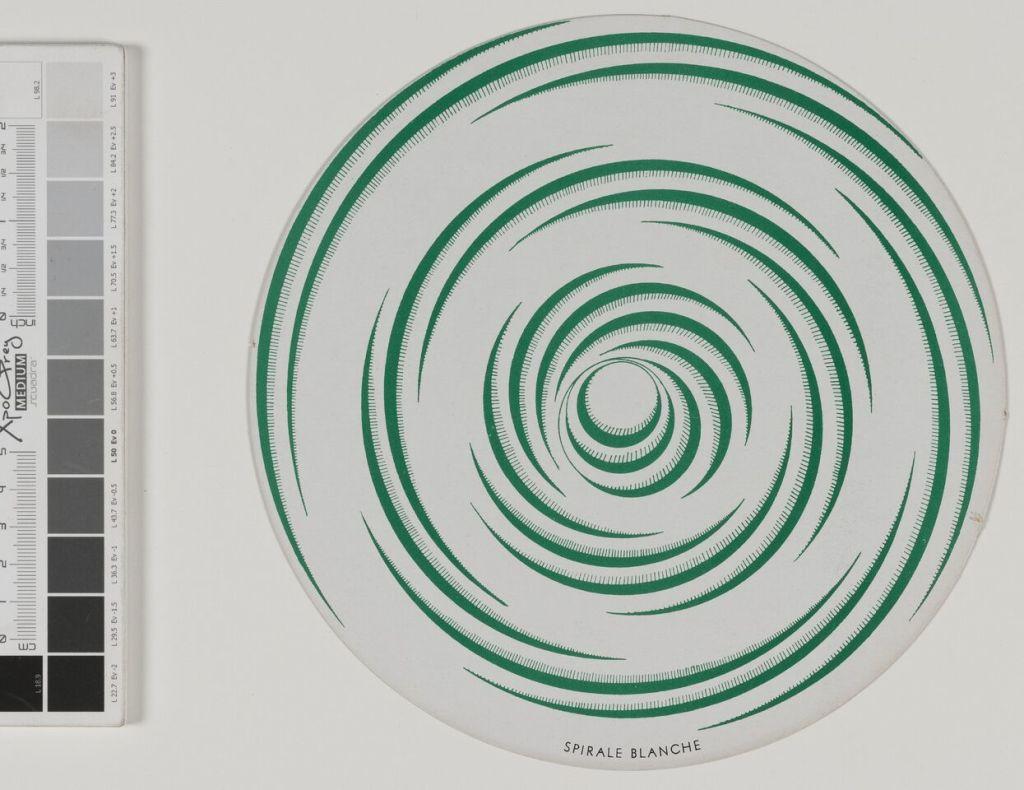 Marcel Duchamp, Disques optiques - © RMM Rouen Normandie 9