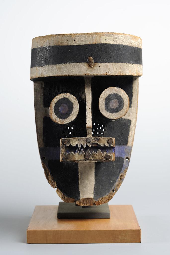 Masque africain : Krou