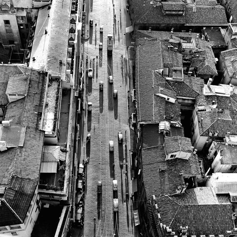 Nino Migliori, Bologna, 1958, Nino Migliori, Maison Européenne de la Photographie