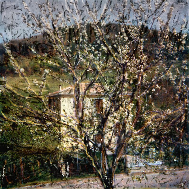 Nino Migliori, Série « Il luoghi di Morandi », 1985, Nino Migliori, Maison Européenne de la Photographie