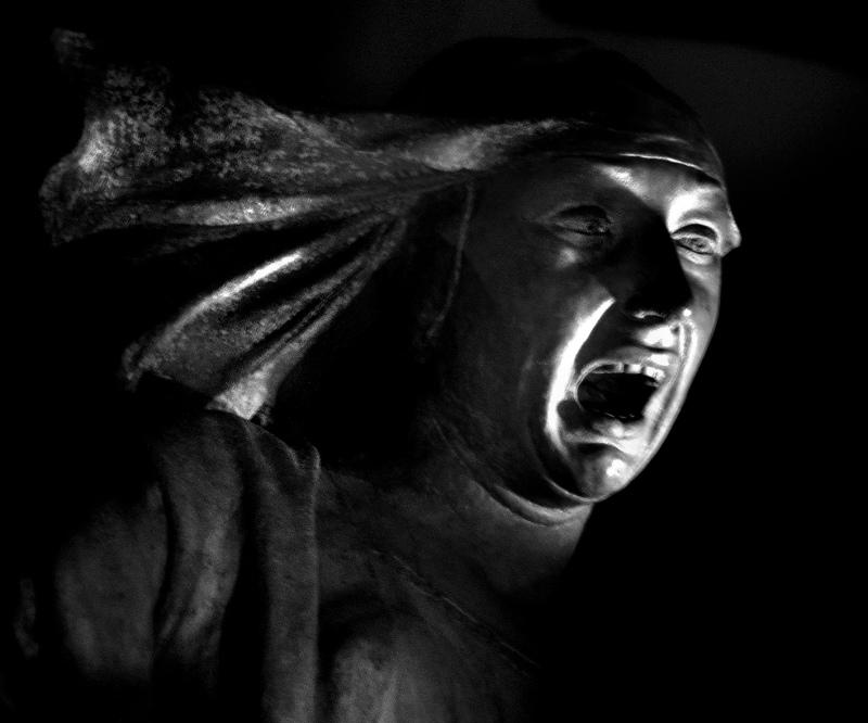 Nino Migliori, Série « Lumen », Il Compianto di Niccolò dell'Arca, 2012, Nino Migliori, Maison Européenne de la Photographie