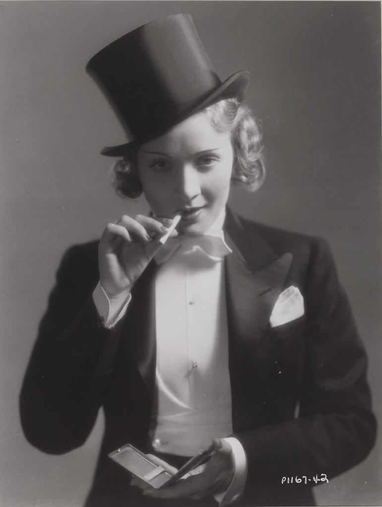 Eugene Richee, Morocco, 1930, film dirigé par Josef von Sternberg, Obsession Marlene, MEP