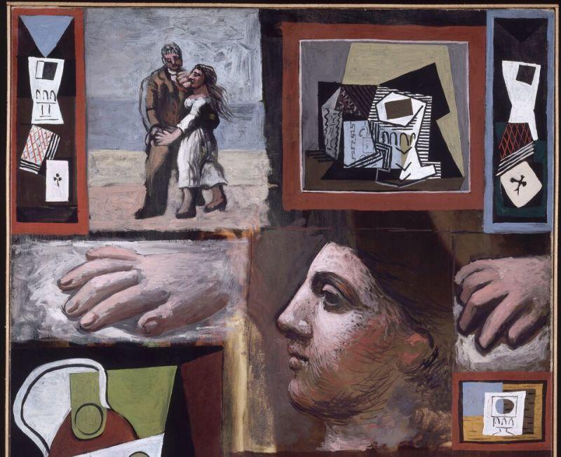 Pablo Picasso, Études, 1920
