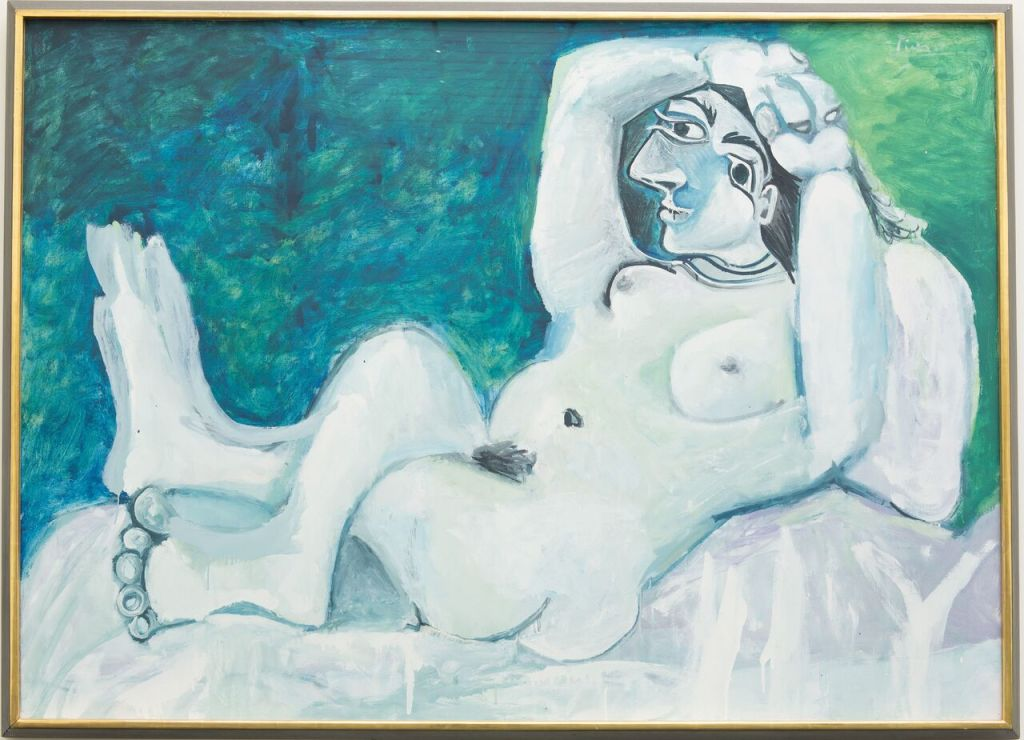 Pablo Picasso, Grand nu, 1964