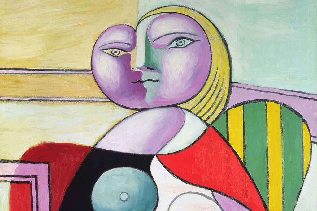 Pablo Picasso, La lecture, 1932