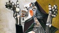 Pablo Picasso, La suppliante, 1937