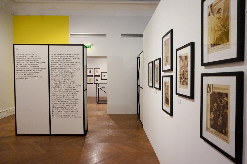 Partie 3 - Vue de l'exposition Le chic français, Images de femmes 1900-1950 au Palais Lumière Evian (3)