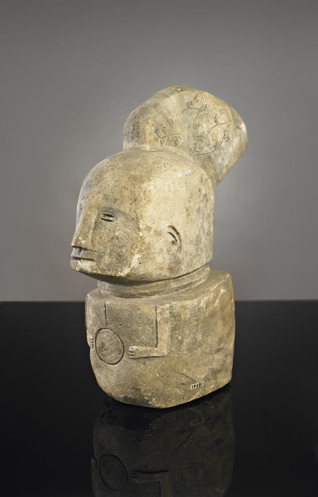 Patung Atoni Lilit Toni, Timor, East Nusa Tenggara, Ancêtres et Rituels, Bozar, Bruxelles