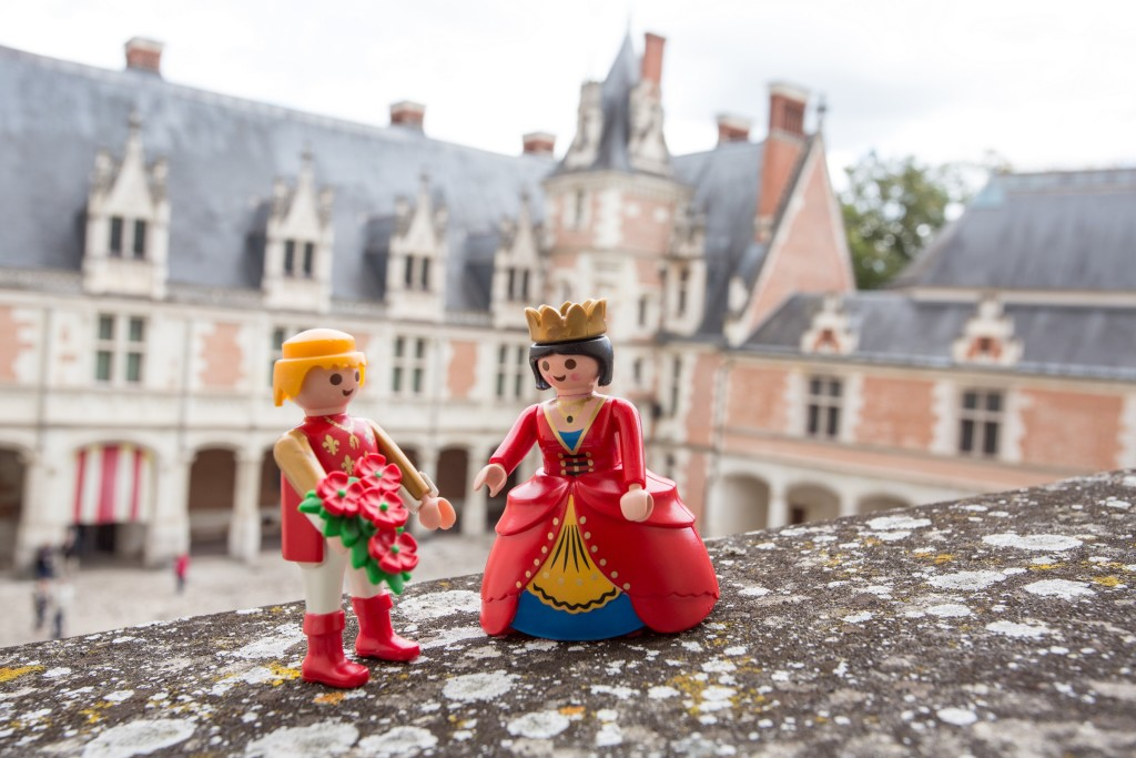 Playmobil au château - Noël au Château Royal de Blois