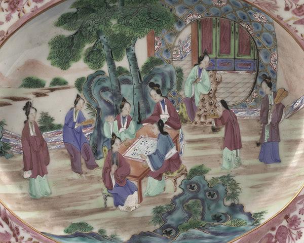 Porcelaines de Chine d'exception, L'influence des jardins chinois en Europe à travers la porcelaine au Domaine de Chaumont-sur-Loire