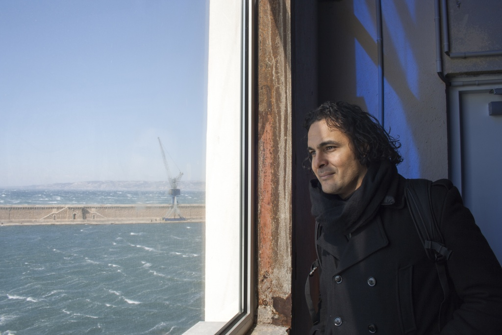 Portrait de Kader Attia