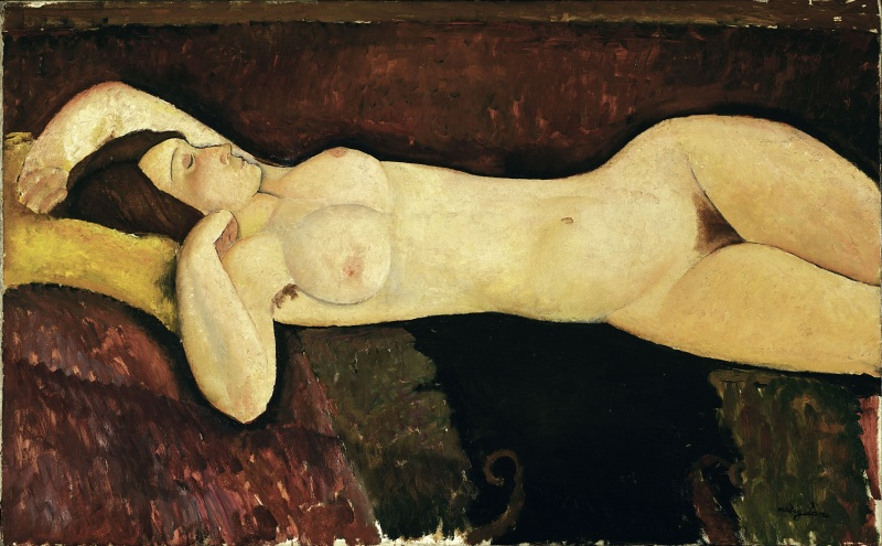 Reclining Nude, 1919, Tate Modern, Londres
