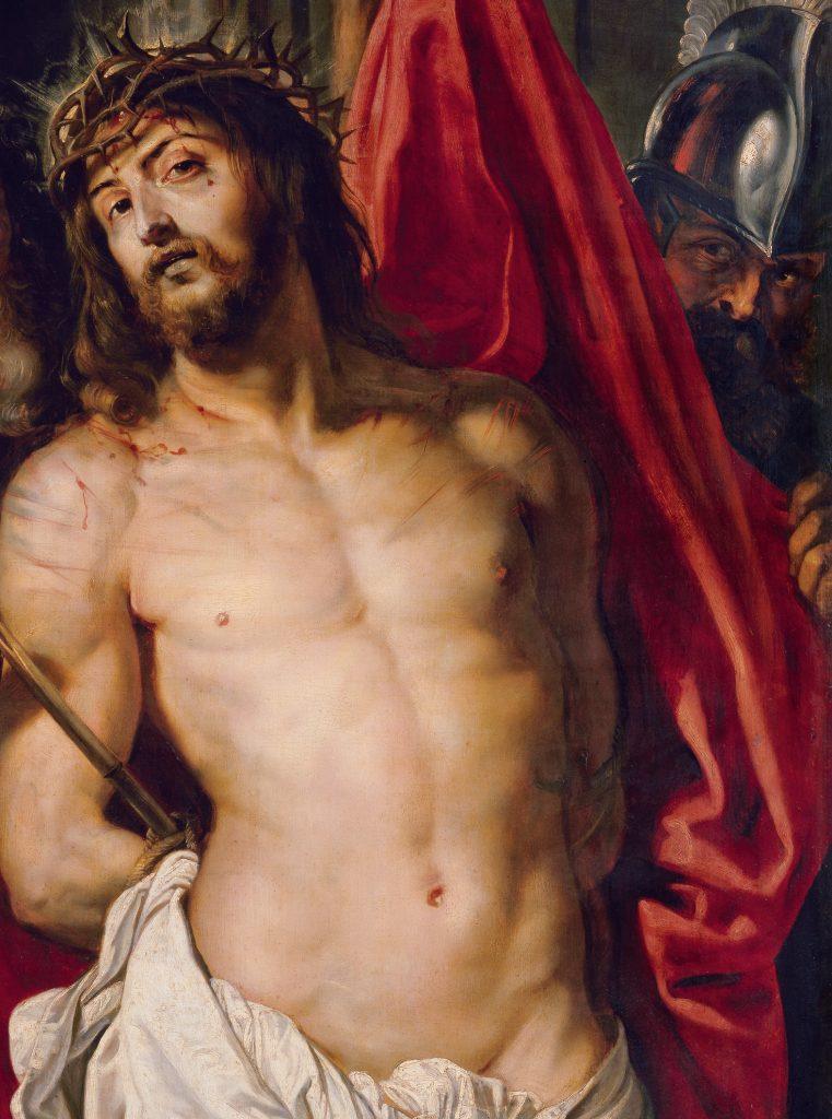 Peter Paul Rubens, Crown of Thorns, 1612, Rubens, le pouvoir de la transformation, Kunsthistorisches Museum, Vienne