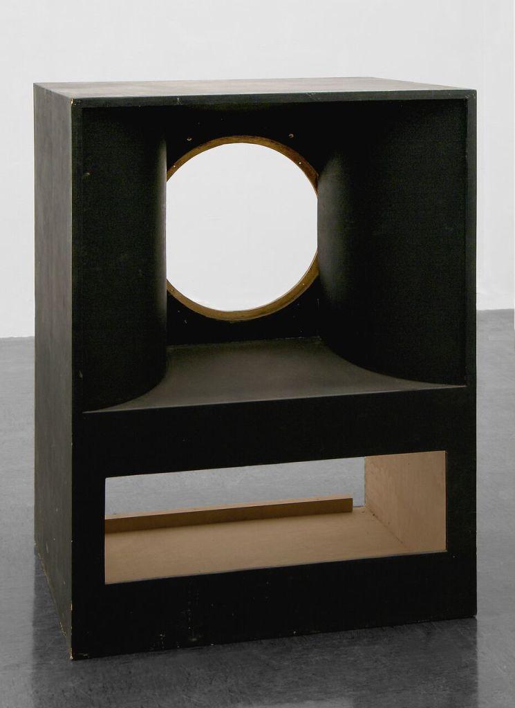 Maurice Blaussyld, Peinture Noire, 2010