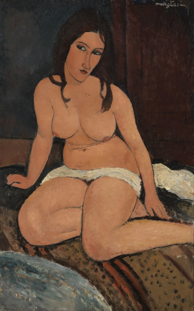 Seated Nude, 1917, Tate Modern, Londres