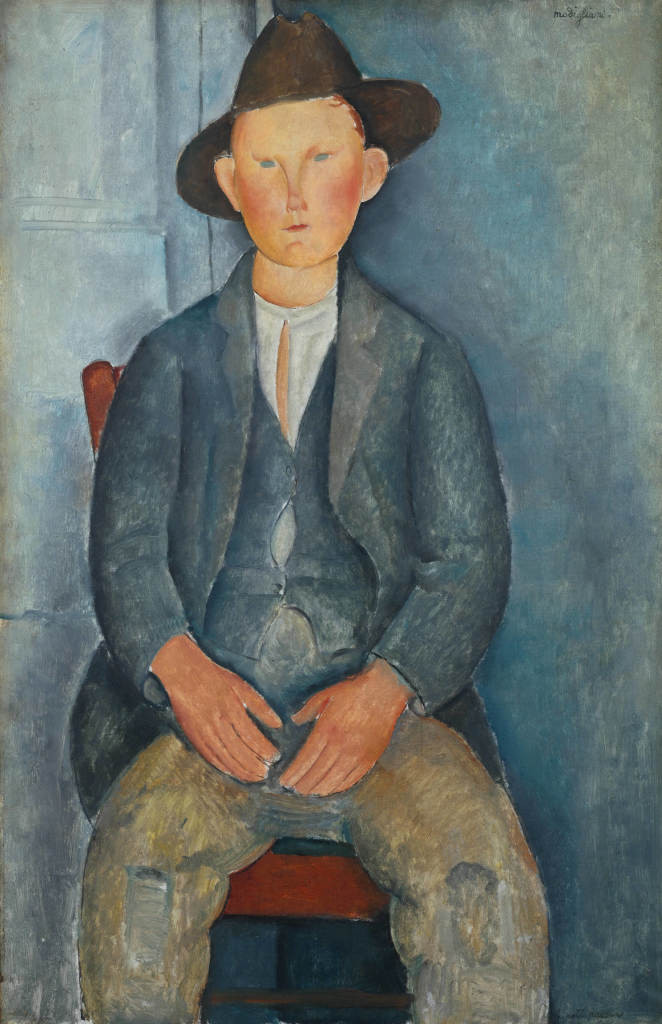 The Little Peasant, c.1918, Tate Modern, Londres