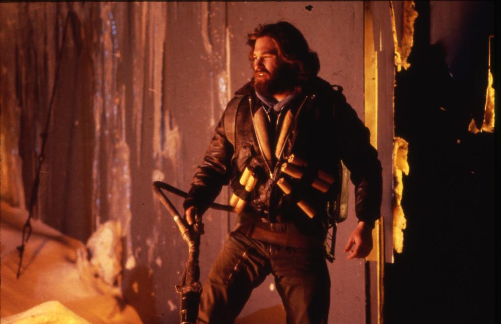 The Thing, John Carpenter, 1982