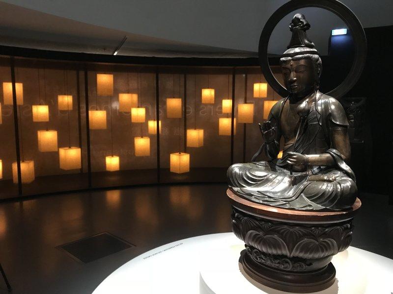 Vue de l'exposition Enfers et fantômes d'Asie - Musée du Quai Branly - Jacques Chirac (13)