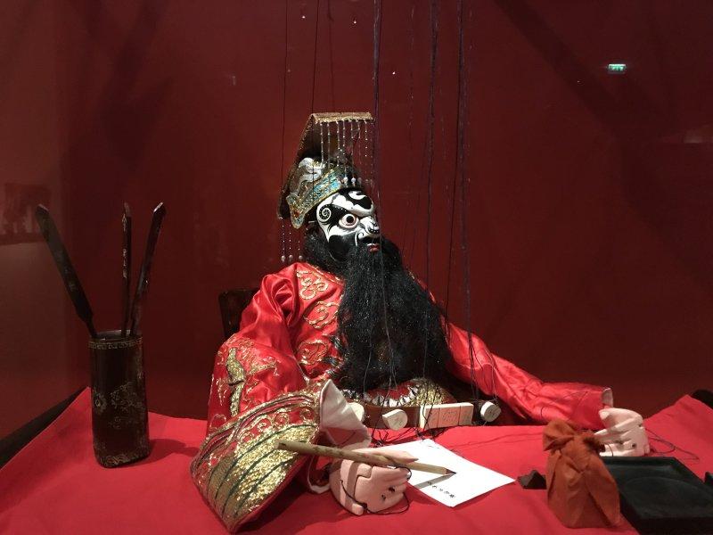 Vue de l'exposition Enfers et fantômes d'Asie - Musée du Quai Branly - Jacques Chirac (15)