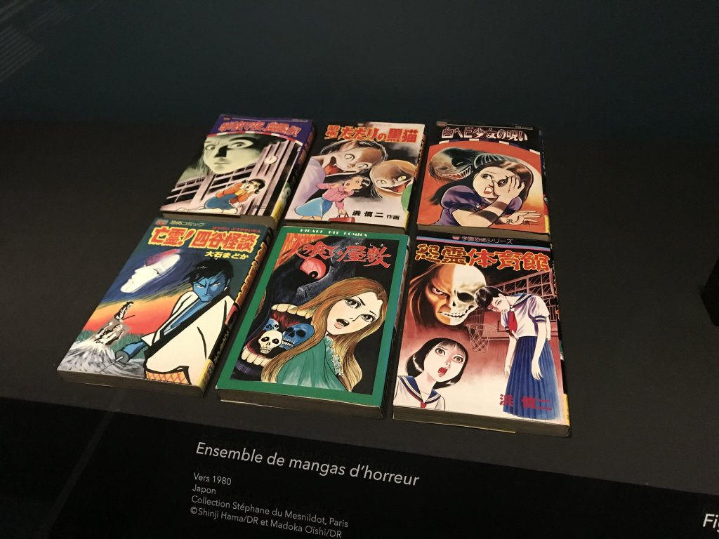 Vue de l'exposition Enfers et fantômes d'Asie - Musée du Quai Branly - Jacques Chirac (35)