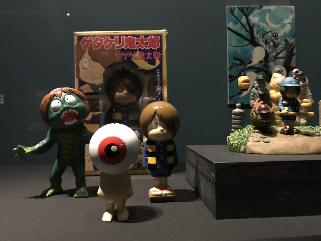 Vue de l'exposition Enfers et fantômes d'Asie - Musée du Quai Branly - Jacques Chirac (37)