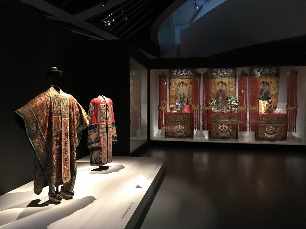 Vue de l'exposition Enfers et fantômes d'Asie - Musée du Quai Branly - Jacques Chirac (4)
