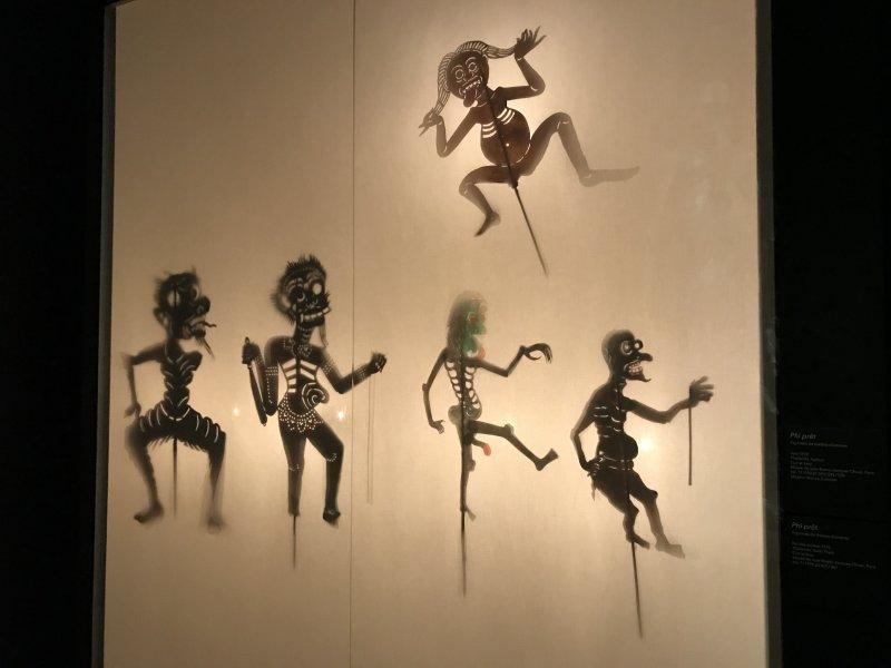 Vue de l'exposition Enfers et fantômes d'Asie - Musée du Quai Branly - Jacques Chirac (41)