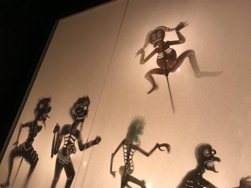 Vue de l'exposition Enfers et fantômes d'Asie - Musée du Quai Branly - Jacques Chirac (42)