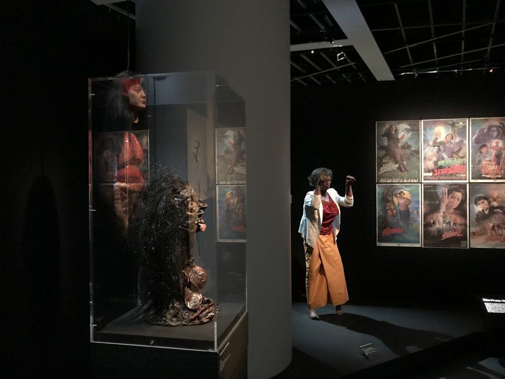 Vue de l'exposition Enfers et fantômes d'Asie - Musée du Quai Branly - Jacques Chirac (43)